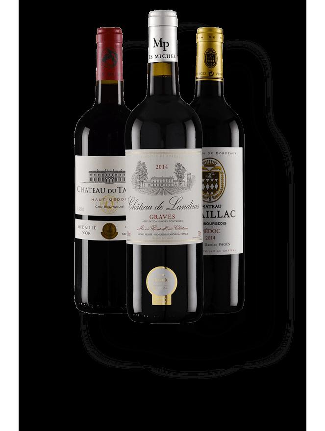Trio Bordeaux