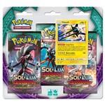 Triple Pack Pokémon Tcg Sol e Lua 2 Guardiões Ascendentes Vikavolt ¿ Copag