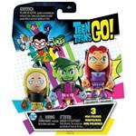 Troca Faces - Dc Comics - Teen Titans GO! TMS - Mattel DXN86