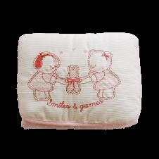 Trocador de Fraldas Baby Gijo Portátil Rosa |Doremi Bebê
