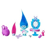Trolls Town com Acessório Salão de Beleza da Maddy - Hasbro