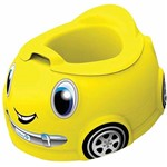Troninho Fast Car Amarelo - Safety 1st