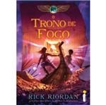 Trono de Fogo, o - Livro 2 - Intrinseca