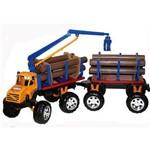 Truck Tora Bitrem - Usual Plastc