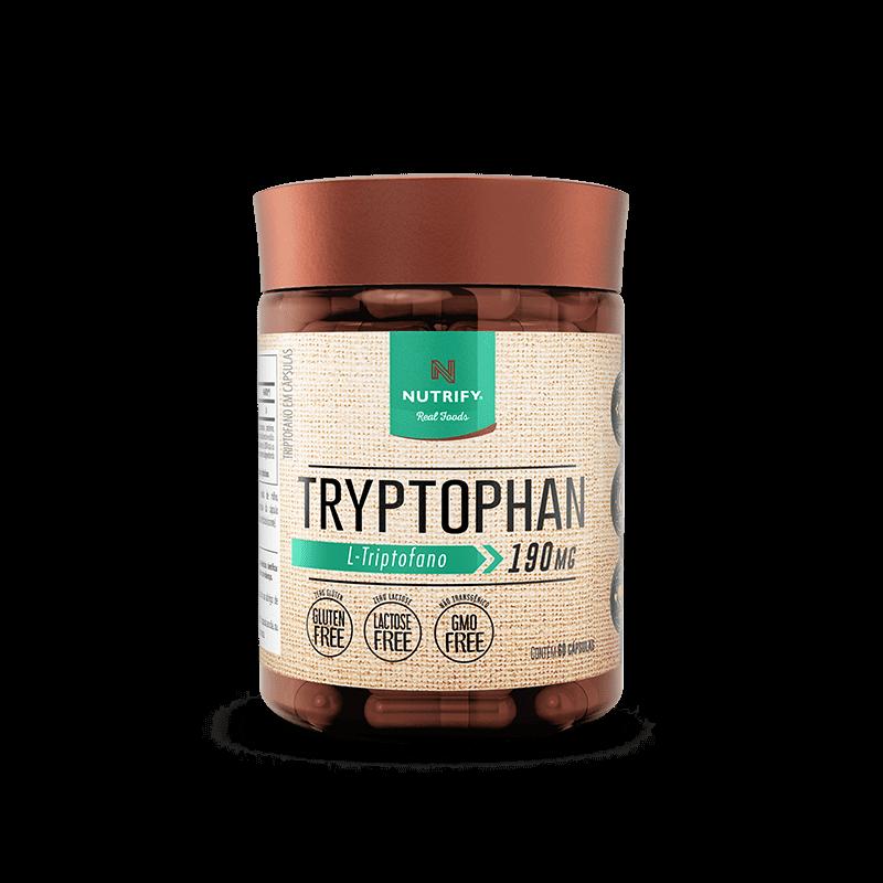 Tryptophan 60 Caps - Nutrify