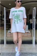 Tshirt Cheiro Verde da Feira Farm - M