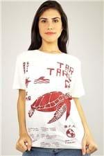 Tshirt Desfibrada Tartaruga Farm T-shirt Desfibrada Tartaruga Farm - P