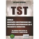 TST: Súmulas, Orientações Jurisprudenciais SDI-I e SDI-II, Precedentes Normativos