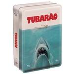 Tubarão - Lata com Livreto + Cópia Digital + 2 Discos Blu-Ray