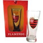 Tulipa Flamengo Caixa Luva