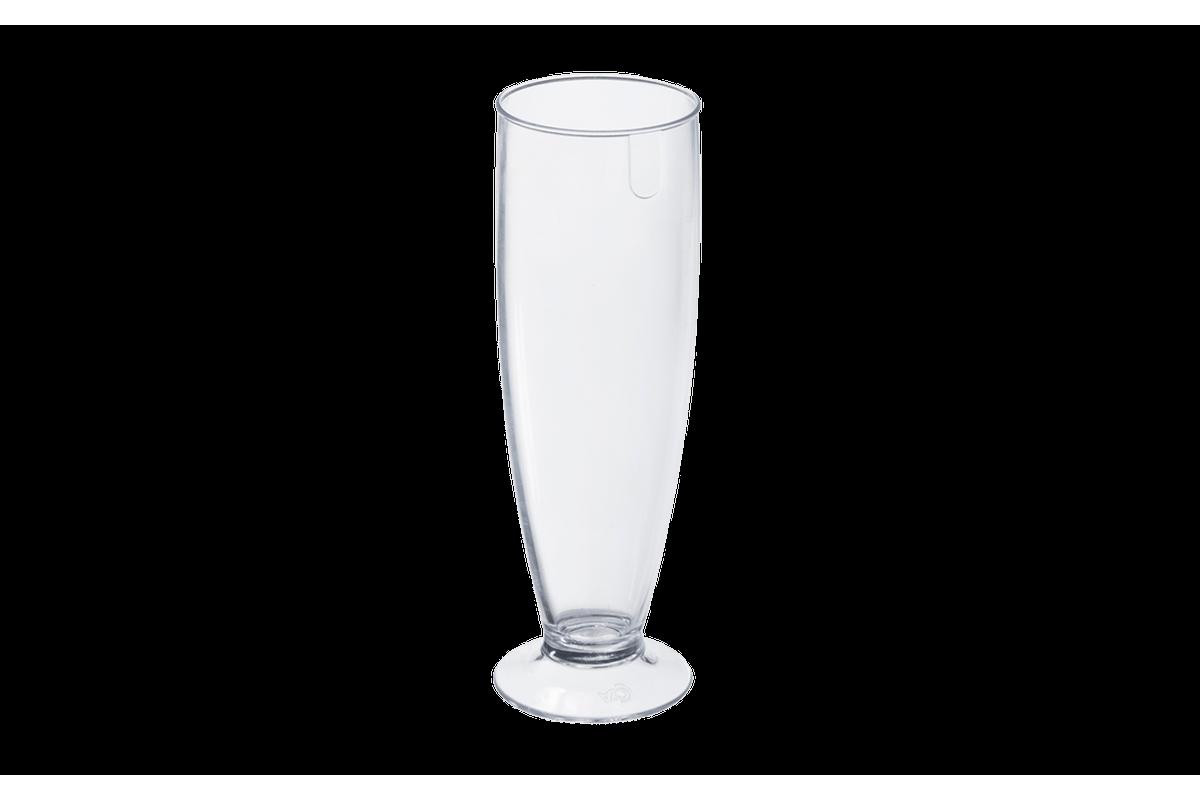 Tulipa - Fun 6,1 X 6,1 X 18,5 Cm 300 Ml Cristal Coza