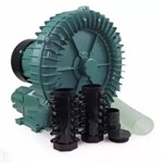 Turbina de Ar Soprador Sunsun Hg-1100 220v 2cv 165 M3/h