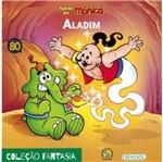 Turma da Monica - Aladim - 80 Anos - Girassol