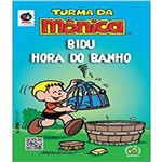 Turma da Monica - Bidu Hora do Banho