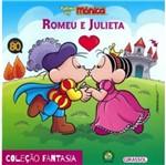 Turma da Monica - Romeu e Julieta - 80 Anos - Girassol