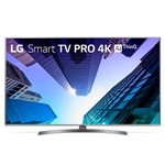 TV 65'' Smart LG Pro 4K AI UHD Modo Hotel 4HDMI 2USB 65UK651C
