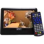 Tv Digital Portátil Lcd Monitor Hd 7 Polegadas Usb Knup
