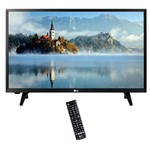 "Tv Led de 28"" Lg 28lj400b HD com Hdmi/USB + Conversor Digital"