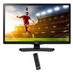 """TV Monitor LED de 24"""" LG 24MTF48DF-PS Full HD com HDMI + Conversor Digital"""