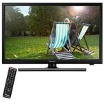 "Tv Monitor Led de 24"" Samsung T24e310lb/ug Hdmi + Conversor Digital"