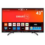 """TV Smart LED 43"""" Full HD AOC"""