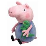 Ty Peppa Pig George com Jacarézinho Grande - Dtc