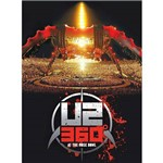 U2 360 At The Rose Bowl - Dvd Rock