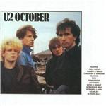 U2 October - Cd Rock