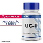 Uc Ii (Colágeno Tipo 2) 40mg 60 Cáps Autêntico