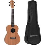 Ukulele Strinberg Tenor Uk06t Mogno Fosco Acústico