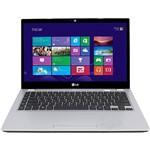 "Ultrabook LG U460-G.BG31P1 com Intel Core I3 4GB 320GB 32GB SSD LED 14"" Windows 8"