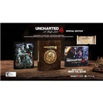 Uncharted 4 a Thief''s End Special Edition - Ps4