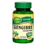 Unilife Gengibre com Cha Verde 120 Comp