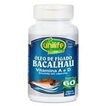 Unilife Oleo de Figado de Bacalhau 60 Caps