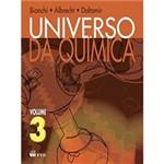 Universo da Química: 3º Ano - Nova Ortografia