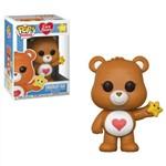 Ursinhos Carinhosos - Boneco Pop Funko Ursinho Marrom do Meu Coração (Tenderheart Bear) #352