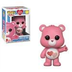 Ursinhos Carinhosos - Boneco Pop Funko Ursinho Rosa Amor-Sem-Fim (Love-A-Lot Bear) #354