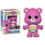 Ursinhos Carinhosos - Ursinho Rosa Ternura (Cheer Bear) Boneco Pop Funko #351 CHASE