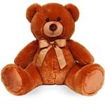 Urso Charles Chic Caramelo Buba
