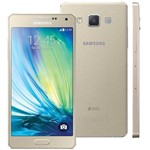 Usado: Galaxy A5 Duos A500mds 4g 16gb Dourado