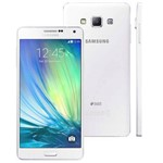 Usado: Galaxy A7 16gb 4g Dual A700fd Branco