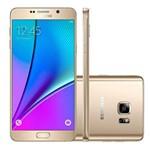 USADO: Galaxy Note 5 N920 4G 32GB Dourado