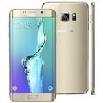 Usado: Galaxy S6 Edge G928a 32gb Dourado