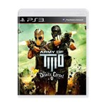 Usado: Jogo Army Of Two: The Devil's Cartel - Ps3