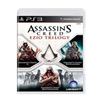 Usado: Jogo Assassin's Creed: Ezio Trilogy - Ps3