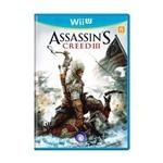 Usado: Jogo Assassin's Creed Iii - Wii U