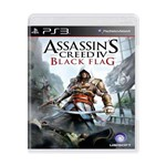 Usado: Jogo Assassin's Creed Iv: Black Flag - Ps3