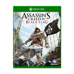 Usado: Jogo Assassin's Creed Iv: Black Flag - Xbox One