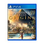 Usado: Jogo Assassin's Creed Origins - Ps4