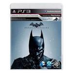 Usado: Jogo Batman: Arkham Origins - Ps3